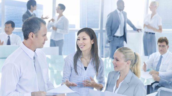 Les collaborateurs de l'entreprise avec des soft skills émotionnelles développées